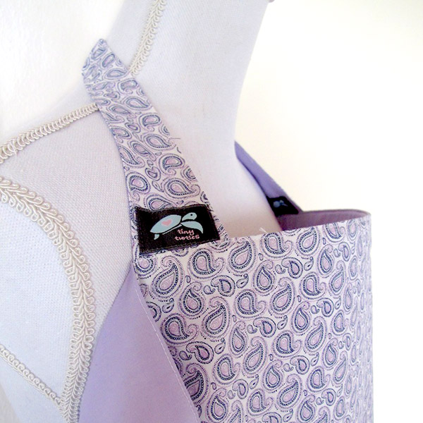 lilac nursing cover